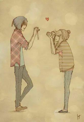 El Amor Siempre Se Toma Fotho Por Un Beso...