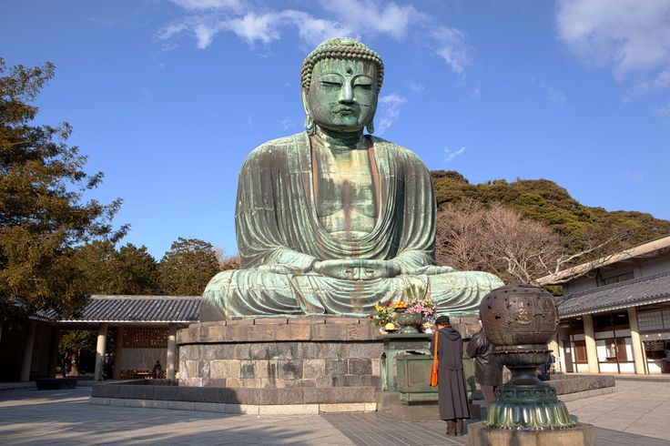 The Big Buddha, Hase | by Melanie Coppola