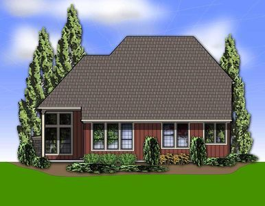 Two-Story Home with Open Living Area - 6952AM thumb - 10