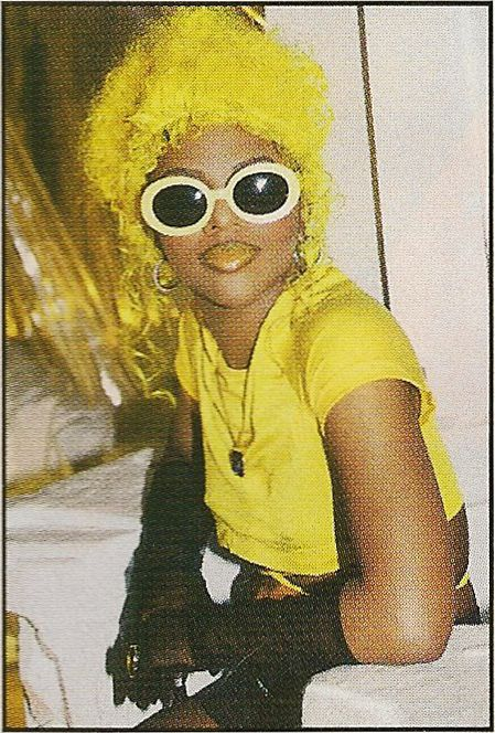Gallery For > Lil Kim Crush On You Yellow