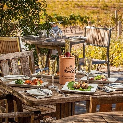 Skillogalee Winery & Restaurant in the Clare Valley