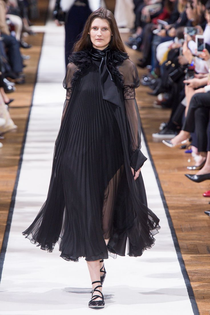 Lanvin Fall 2017 Ready-to-Wear Collection - Vogue