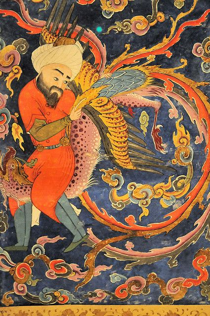 Persian art at Smithsonian Sackler Art Gallery | Flickr - Photo Sharing!