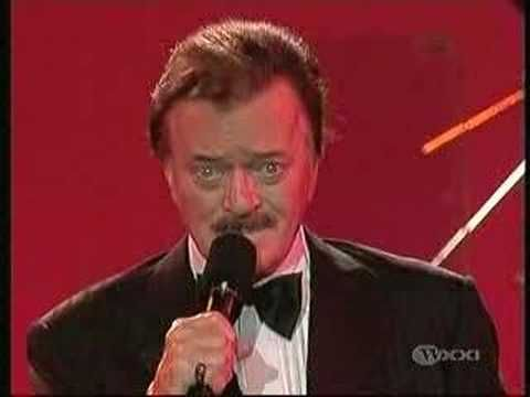 Robert Goulet's last television performance