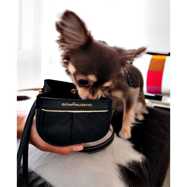 Felix Chien - Wristlet Dog Water Bowl, $24.00 (http://www.felixchien.com/wristlet-dog-water-bowl/)