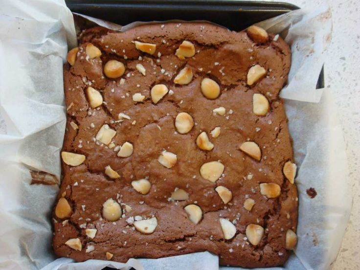 Photo of Salted Caramel Brownies