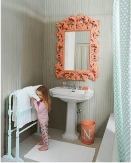 Best Guest Bathroom Images On Pinterest Bathroom Ideas - Peach towels for small bathroom ideas