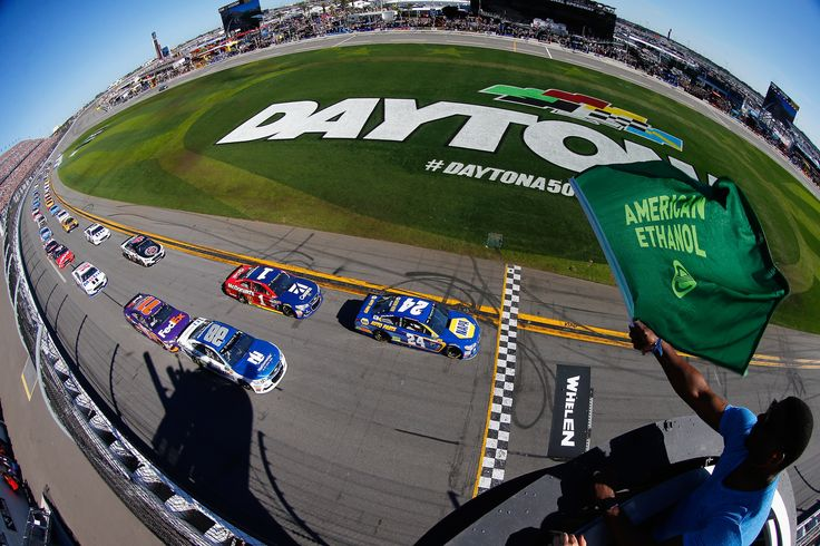 Daytona 500, demolition derby and all, is again like no other sporting spectacle #la #losangeles #sports