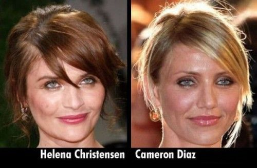 celebrities that look like people in the past | so who is the look alike if two celebrities look alike the one with ...