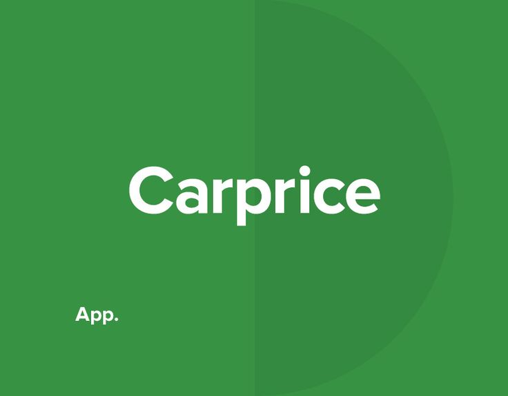 다음 @Behance 프로젝트 확인: \u201cCarprice\u201d https://www.behance.net/gallery/36846349/Carprice