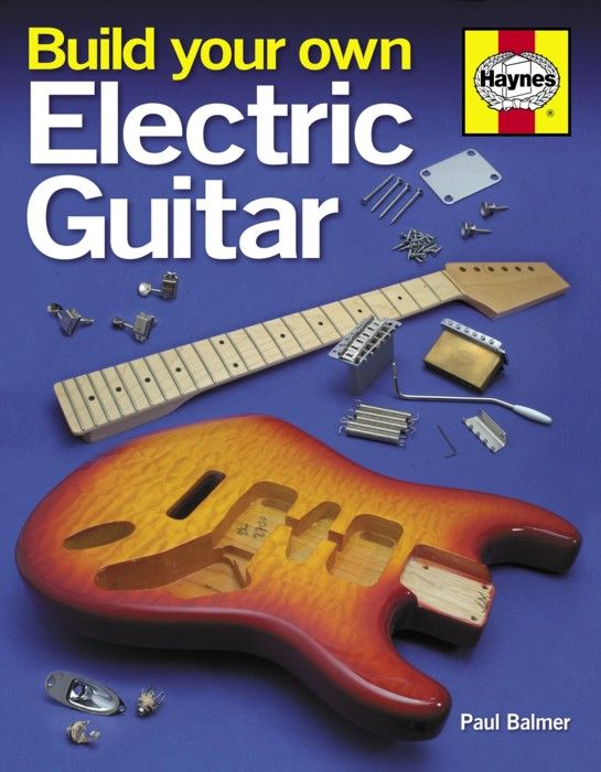 Haynes Build Your Own Electric Guitar. £21.99