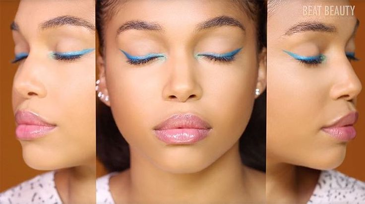 """The Lady Loves Couture on Instagram: """"@lori_harvey_ shares secrets on how to recreate her high fashion makeup look! Tap link to watch the clip! #wcw #beatbeauty #beauty…"""""""