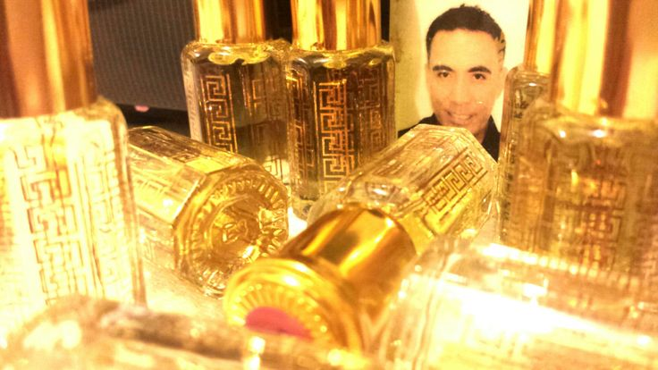 The Arabian Perfume oil & the guy behind it all, Niuvakai Latu, Pea,Tonga Available in 10 diffetent scents