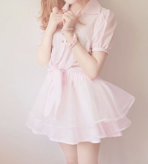 Best 25 pastel pink dresses ideas on pinterest Style me pink fashion show