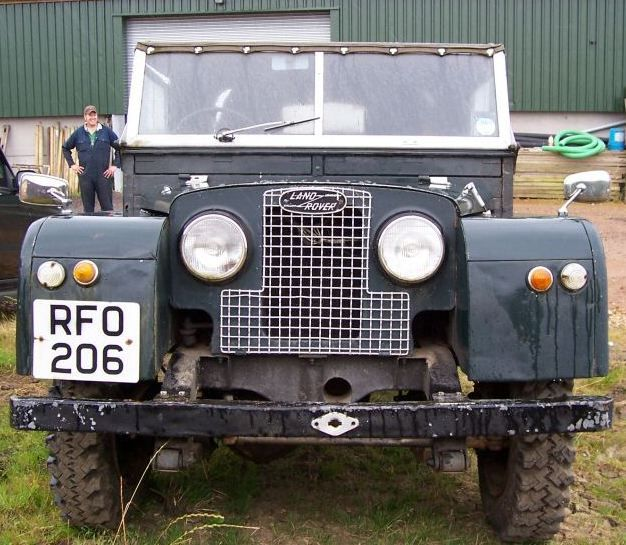 1000 Images About Land Rover Defender On Pinterest: 1000+ Images About Series Land Rovers & Off-Road Trailers