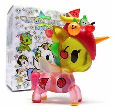 "Tokidoki UNICORNO SERIES 6 GEMMA 3/"" Mini Vinyl Figure Toy Opened Blind Box"