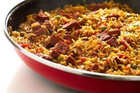 Paella Legere Et Express Ww Weight Watchers Pinterest Paella