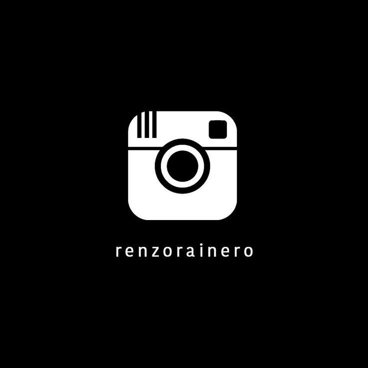 ¡Seguinos en #Instagram! https://www.instagram.com/renzorainero/