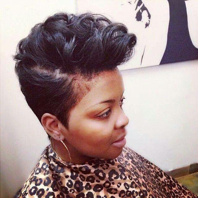 Miraculous 1000 Images About Short Black Hair Cuts On Pinterest Short Cuts Short Hairstyles Gunalazisus