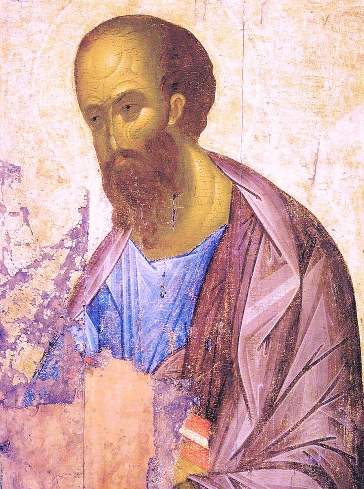 Saint Paul / by Rublev