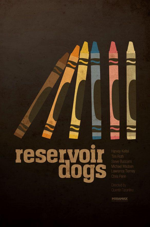 Reservoir Dogs Tribute Print