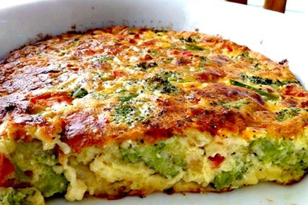 The no fail quiche! Customise your quiche and kids won't realise that they're gobbling down vegetables. Perfect for picnics and cooking ahead of time.