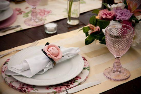 Como Arrumar a Mesa Para um Jantar Formal | Casar é um barato