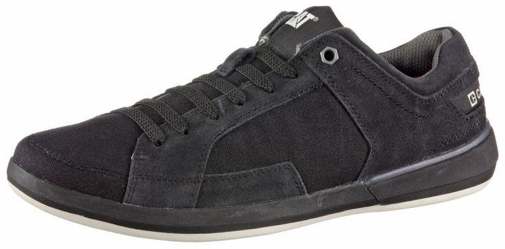 #CATERPILLAR #Attent #Canvas #Sneaker #Herren #schwarz