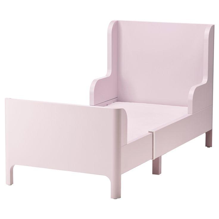 Galant Ikea Conference Table ~ IKEA  BUSUNGE, Bettgestell, ausziehbar, , Ausziehbares  mitwachsendes