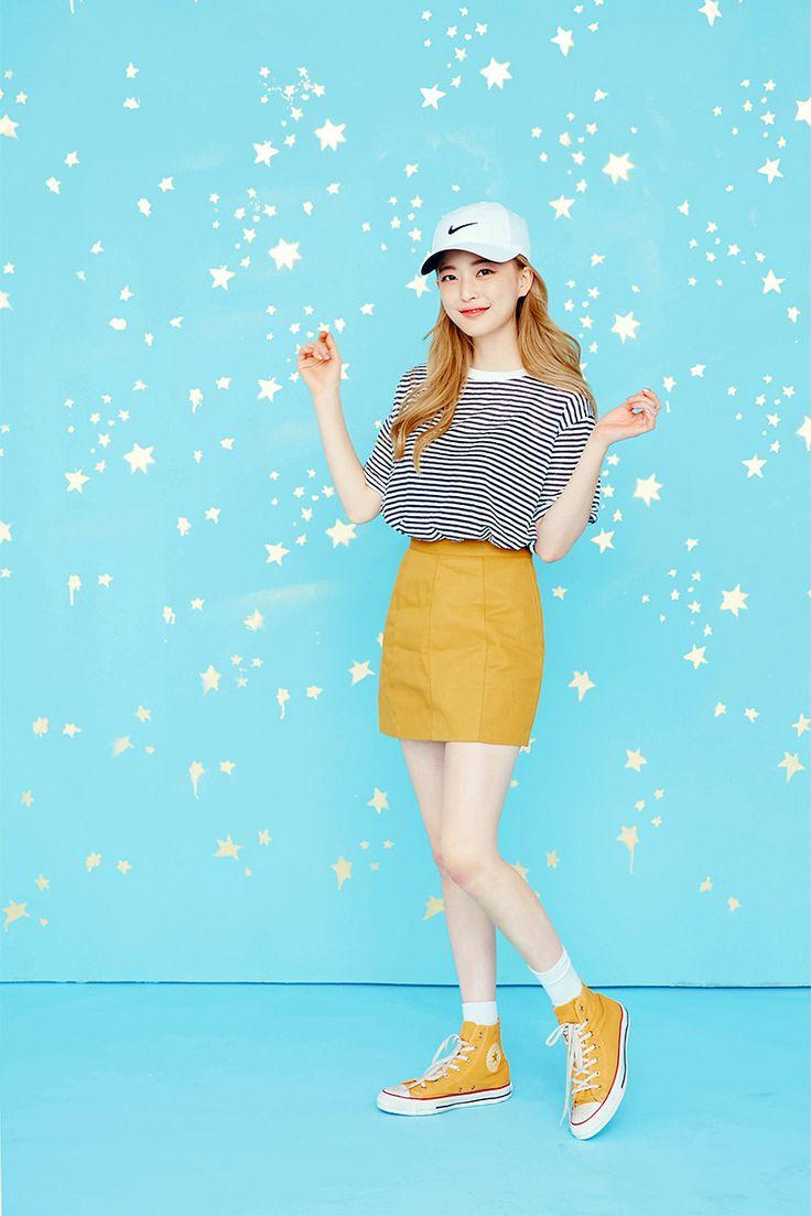 Makemodel SEOLHWA  #Icecream12 daily2016 ImBora