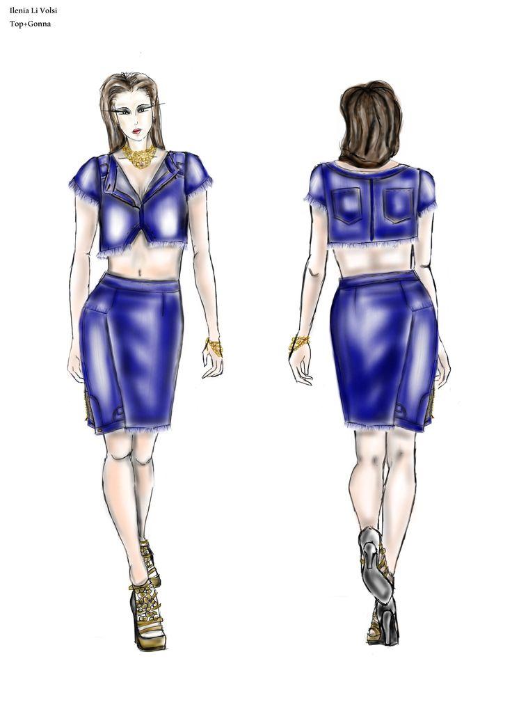 (moda donna) Capo Creativo*2*