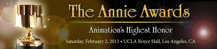 The animation world's Annie Awards nominations are in: ParaNorman, starring the voice of Kodi Smit-McPhee is nominated in eight categories and Rise of the Guardians, featuring the voices of Isla Fisher and Hugh Jackman, has 10 nods!