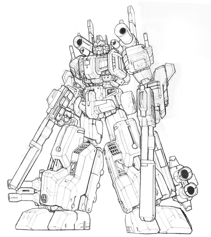 new transformers coloring pages - photo #23