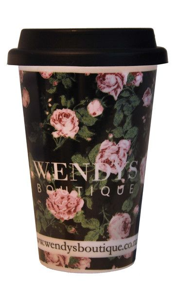 Wendys Travel Mug at Wendys Boutique