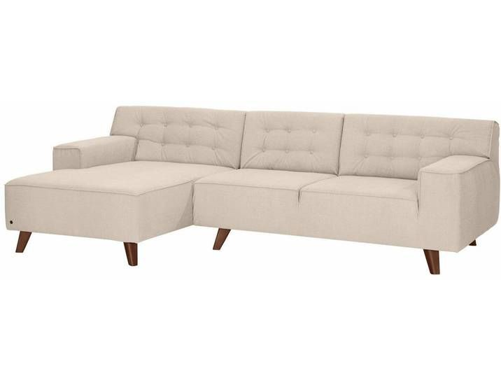 Tom Tailor Eck Couch Beige 206cm Recamiere Links Nordic Chic In 2020 Recamiere Sofa