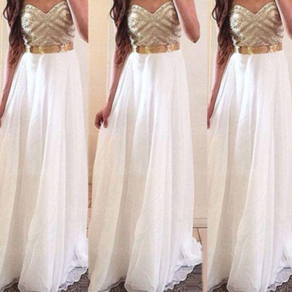 Evening dress heelzup