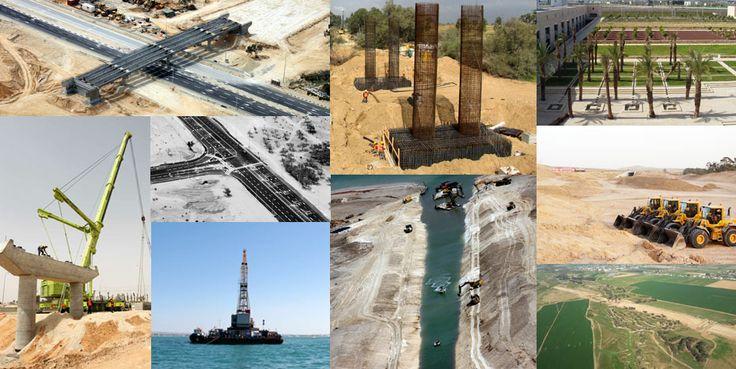 אוליצקי הנדסה - עבודות עפר ותשתית