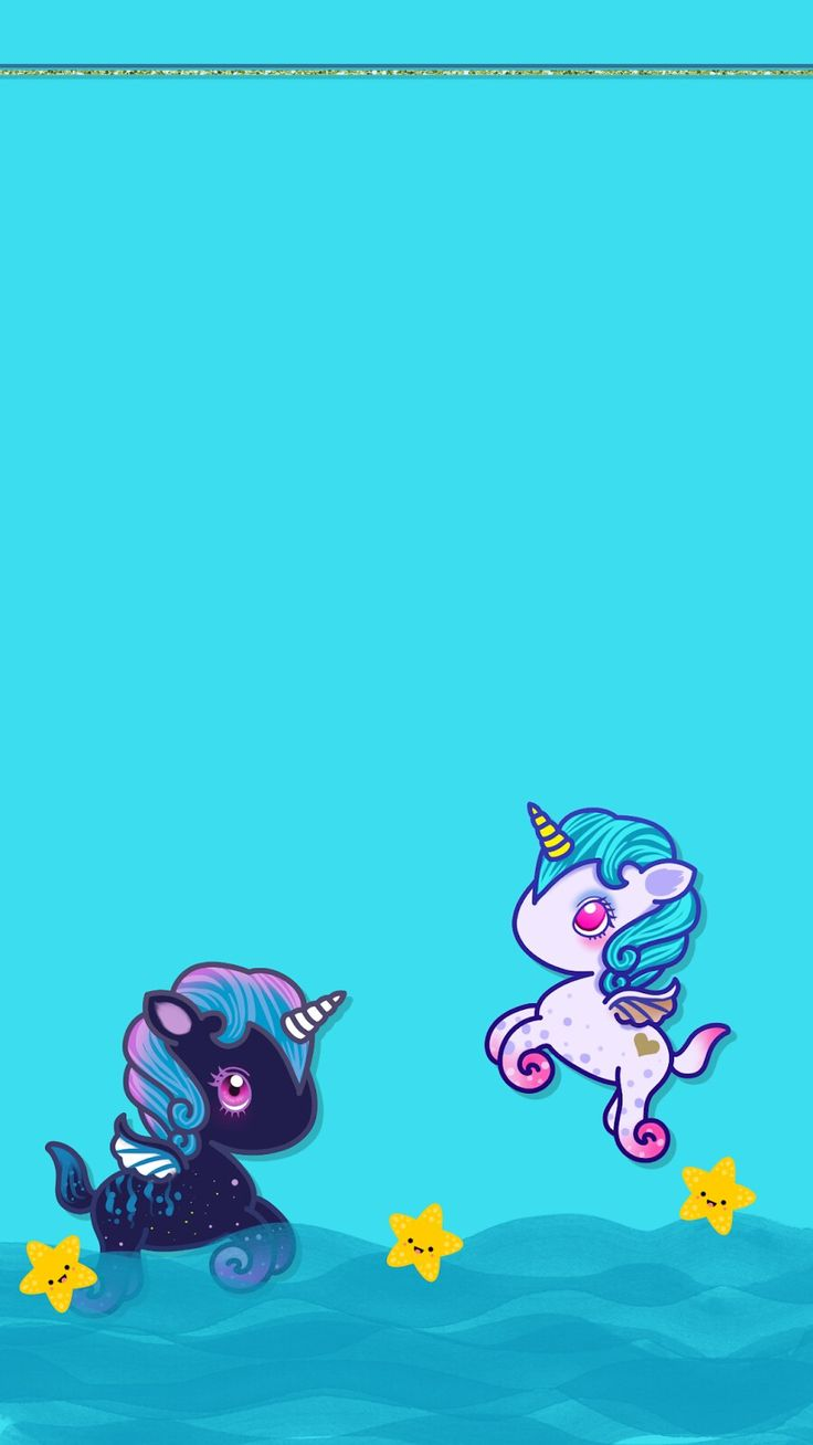Unicorn Pegasus #wallpaper #iPhone #cute