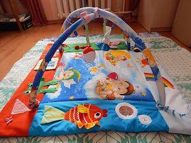 Хочу поделиться своей технологией пошива развивающего коврика для ребенка. Коврик рассчитан на возраст от 3 месяцев, поэтому все развиваю...