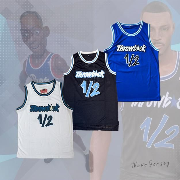 sports shoes 2d521 0dd85 Anfernee Penny Hardaway Lil Penny #1/2 Throwback Basketball ...