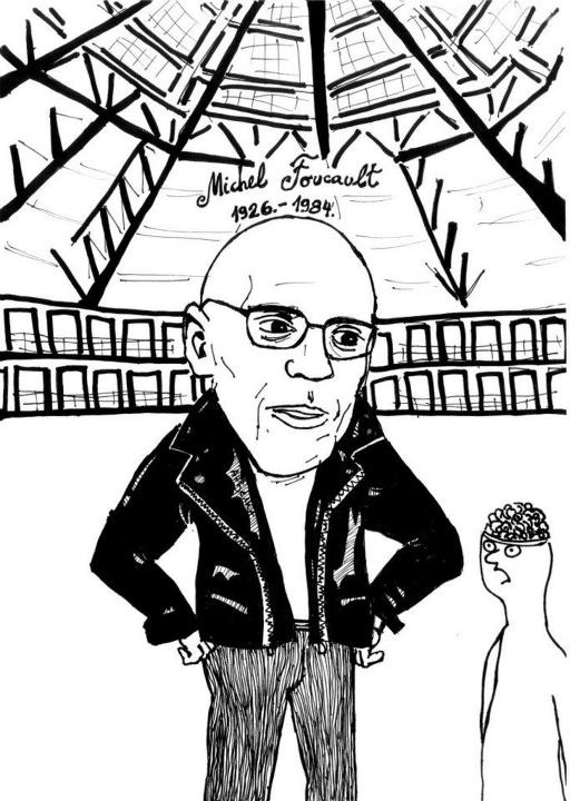 [click on this image to find a bundle videos that illustrate Foucault's ideas]