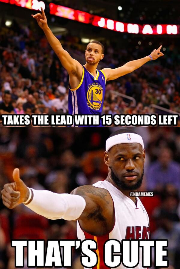 stephen curry and lebron james Quotes