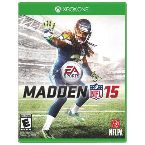 Madden NFL 15 XBOX One Game (Microsoft Xbox One, 2014) Brand New Sealed Game