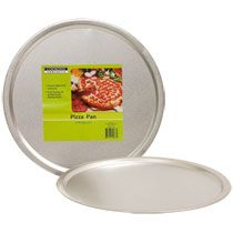 """Cooking Concepts Pizza Pans, 12"""", dollar tree"""