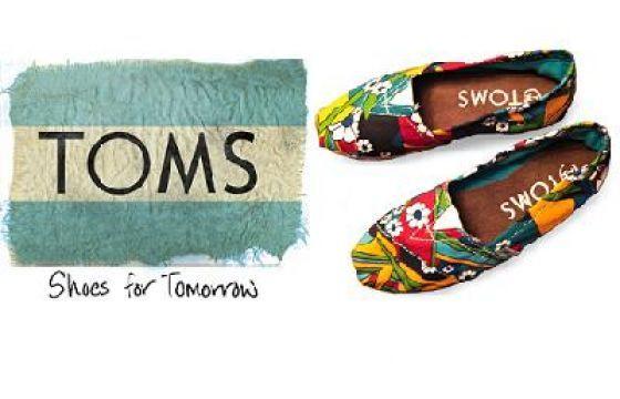 Scarpe Toms, per essere trendy e fare del bene allo stesso tempo