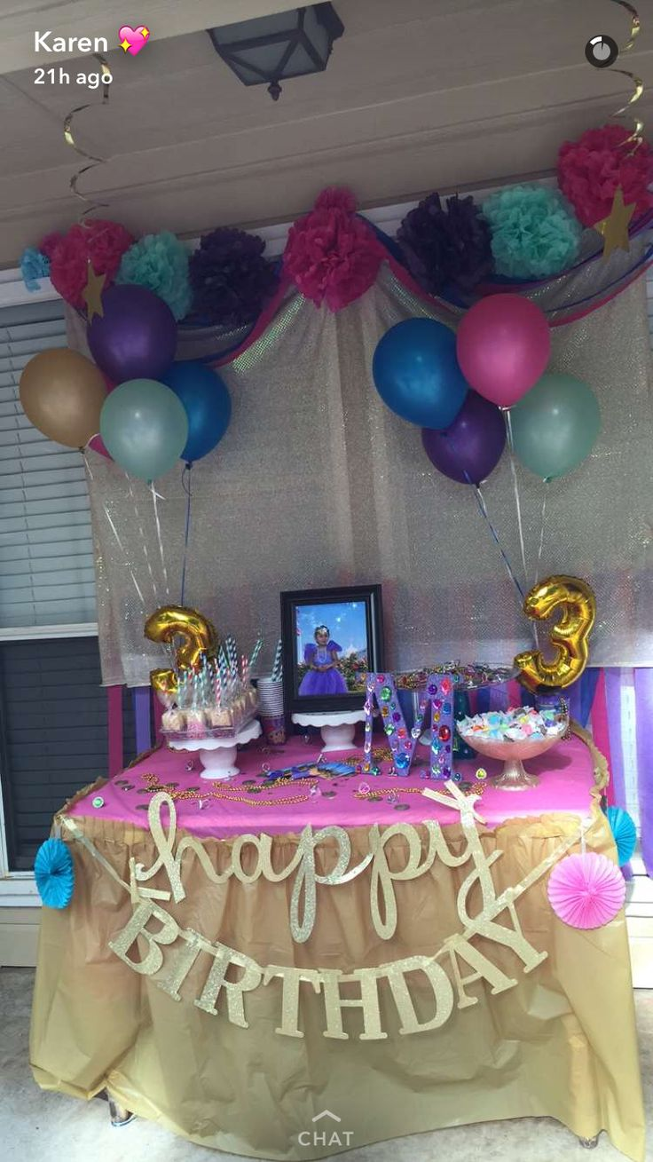 flirting signs for girls birthday party ideas for a