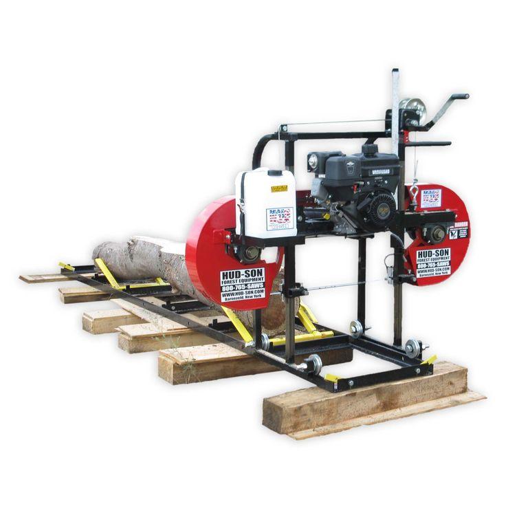 HFE 21 Homesteader Mobile Sawmill | Hud-Son