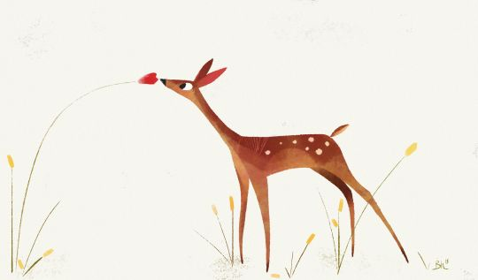 cute deer illustration                                                                                                                                                                                 More