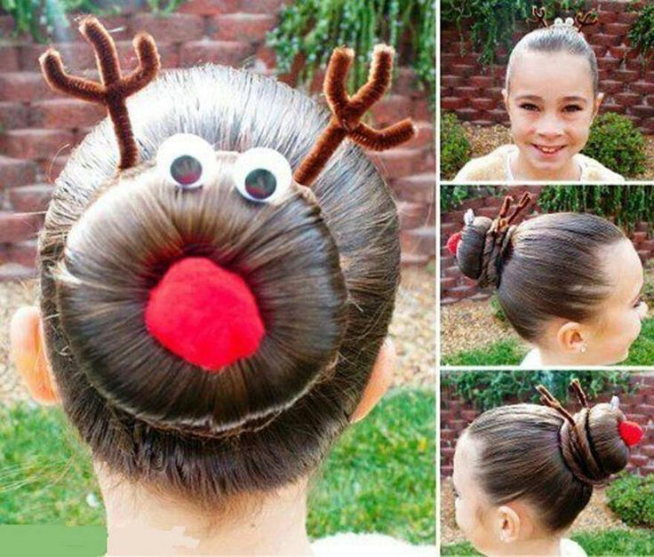 9 best Christmas Hair Styles images on Pinterest | Big hair ...