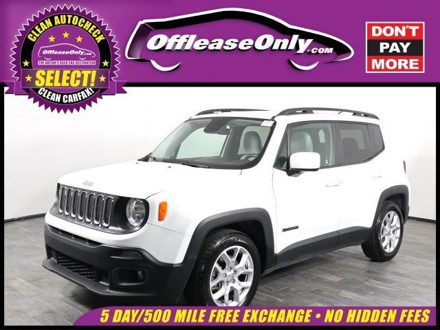 Ebay Renegade Latitude Off Lease Only 2017 Jeep Renegade Latitude 4 Cylinder Engine 2 4l 144 Jeep Jeeplife American Cars Jeep Renegade Jeep Jeep Life